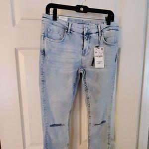 Zara woman skinny jean size 10